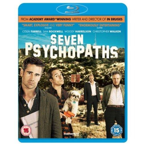 Seven Psychopaths Blu-Ray [2013] - Used