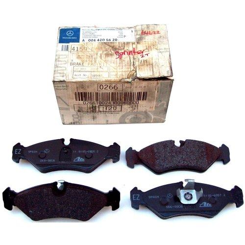 Mercedes Sprinter Genuine ATE Rear Brake Pad Set A0044205620