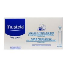 Mustela Physiological Serum Monodoses 20x5ml
