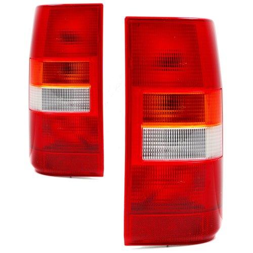 Peugeot Expert 2004-2006 Rear Tail Lights 1 Pair O/s & N/s