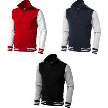 Slazenger Mens Varsity Sweat Jacket