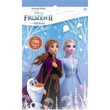 Disney Frozen 11 Stickers - Over 700 Stickers