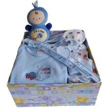 Baby Boy Hamper Gift Box