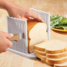 Bread Toast Maker Kitchen Slicer Cutter Sandwich Slicing Mold Tools