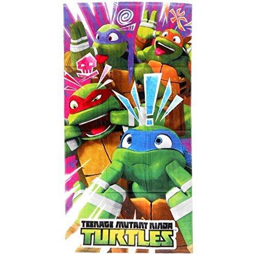 KIDS LICENSING - Tortugas Ninjas TN16014. Toalla.