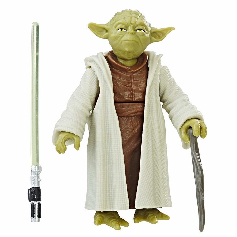 Hasbro Star Wars Force Link Yoda Action Figure - 3.75""