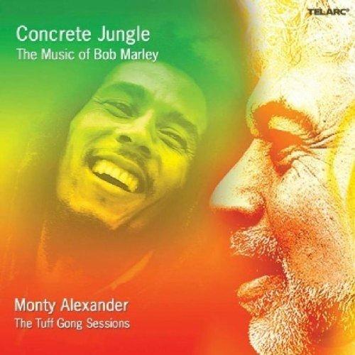 Monty Alexander - Concrete Jungle: the Music of Bob Marley [CD]