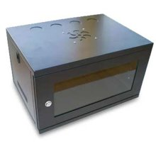 kenable Data Cabinet for Rack Mounted Networking Small 6U Wall Mounting 450mm