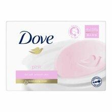 Dove Pink Soft & Smooth Skin Bar 4 x 100g