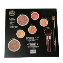 Cougar 100% Pure Mineral Make-Up 8 Piece Set