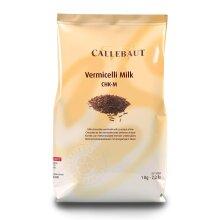 Callebaut milk chocolate vermicelli