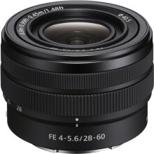 Sony FE 28-60mm f/4-5.6 Lens (White Box)