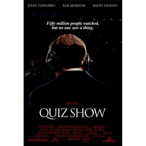 Quiz Show Movie Poster - 27 x 40 in.