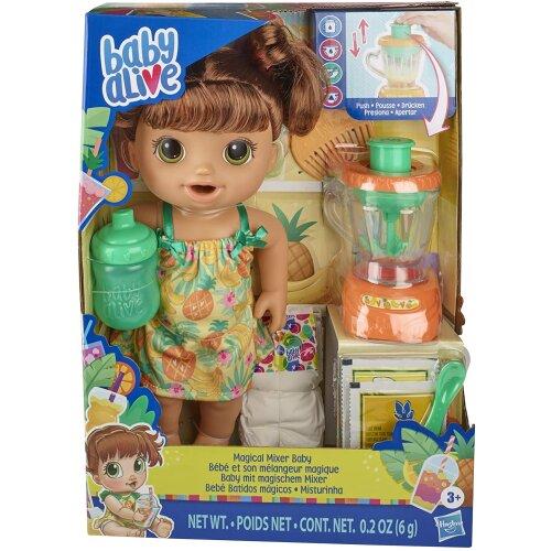 Hasbro Baby Alive Magical Mixer Baby Tropical Treat