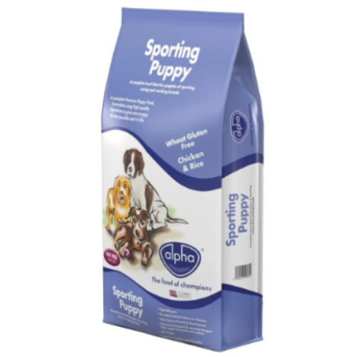 (3 kg) Alpha Sporting Puppy