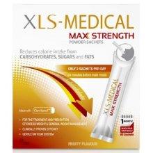 XLS Max Strength 60 Powder Sachet Fruity Flavour 1 Month Supply EXPIRYEND FEB2021