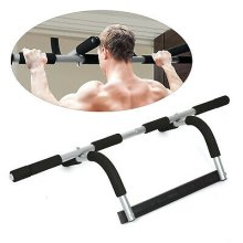 GYM FITNESS CHIN UP PULL UP STRENGTH SITUP DIPS EXERCISE WORKOUT