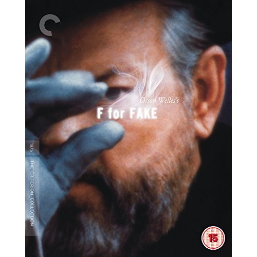 F For Fake (Criterion Collection) Blu-Ray [2018]
