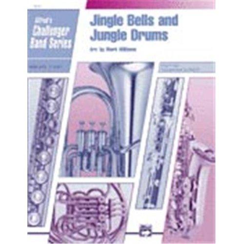 Alfred 00-16532 JINGLE BELLS & JUNGLE DRUMS-CH