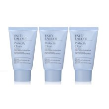 Lot of 3 x 1 oz Estee Lauder Perfectly Clean Splash Away Foaming Cleanser