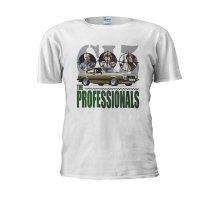 The Professionals Gold Mk3 Ford Capri 3.0s Men Women Unisex Top T Shirt
