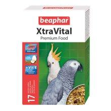 Beaphar Xtravital Parrot Food 1kg (Pack of 4)