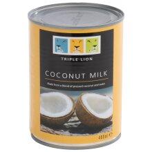 Triple Lion Coconut Milk - 12x400ml