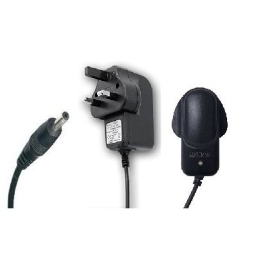AMGGLOBAL® 3 Pin Plug UK Mains Charger for Nokia Nokia 1100 2600 ,3230, 3310,3300 3330,3410, 6230 6230i 6310,6310i, 6600,7110, 7210,8210, 8310