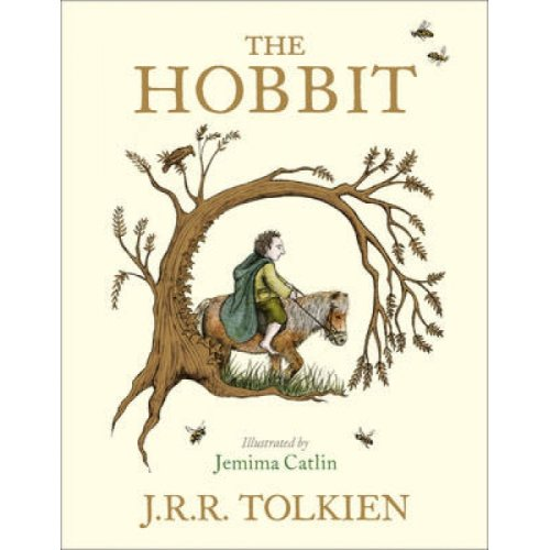 The Colour Illustrated Hobbit by J R R Tolkien