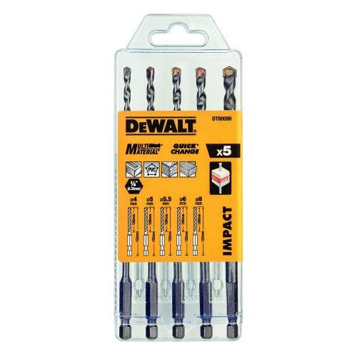 Dewalt DT7998T-QZ Torsion Bit shockproof Ph2 50mm 5 Piece