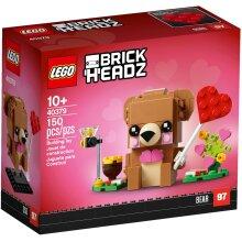 LEGO Brickheadz Valentines Bear Set 40379