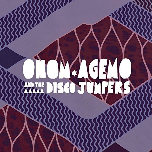 Onom Agemo and the Disco Jumpers - Liquid Love [CD]