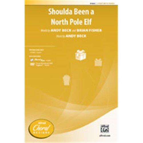 Alfred 00-41661 SHOULDA BEEN A NORTH POLE ELF-STRX