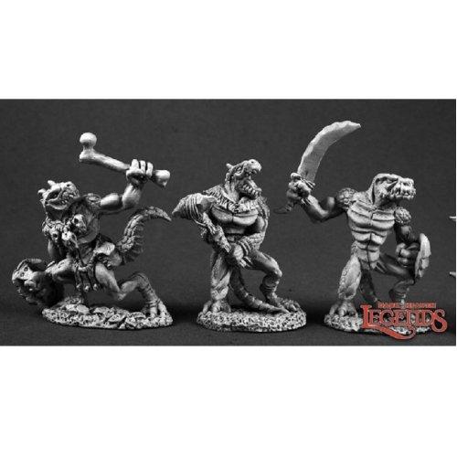 Reaper Dark Heaven Legends 03558 DHL Classics Lizardmen II