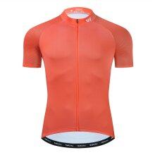 Men's Pure Cycling Jersey Short Sleeve Bike Shirts