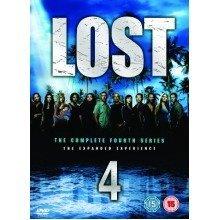 Lost - Season 4 [dvd] - Used