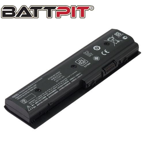 BattPit Battery for HP MO06 M006 671731-001 671567-321 671731-001 672412-001 671567-831 HSTNN-YB3N HSTNN-LB3N TPN-P106 TPN-W106 [6-Cell/48Wh]