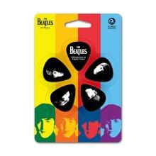 D'Addario Planet Waves Meet The Beatles Guitar Picks Heavy Gauge 10 Pack 1CBK6-10B2