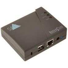 PS1103 Gigabit usb 101001000TX IPV4IPV6 USB2 0 Print Server