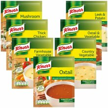 Knorr Ireland's Favourite Soup, 14 Packs of 850ml