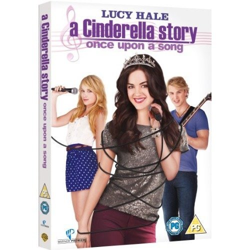 A Cinderella Story - Once Upon A Song DVD [2012]