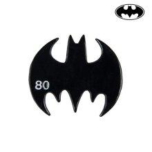 Pin Batman Metal Black