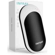 infray USB Rechargeable Hand Warmers 5200mAh Power Bank Electric Portable