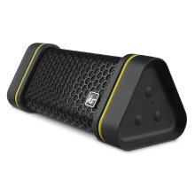 KitSound Gravity Universal Splashproof Wireless Bluetooth Rechargeable Portable Speaker Compatible with iPhone, iPod, iPad, Samsung and Android...