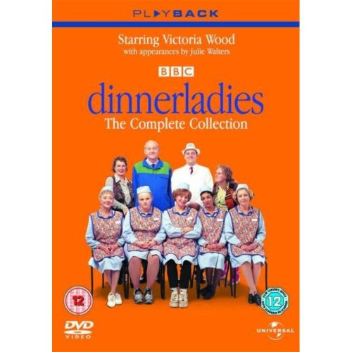 Dinnerladies Series 1 to 2 Complete Collection DVD [2010]