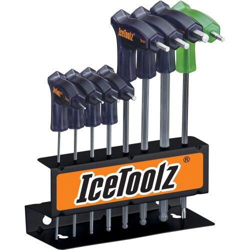 IceToolz Pro Shop Hex And Torx Key Set