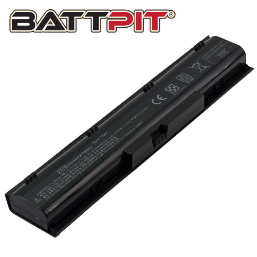 BattPit Battery for HP PR08 633734-141 633734-151 633734-421 633807-001 HSTNN-IB25 ProBook 4730s 4740s [8-Cell/63Wh]