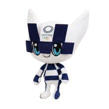 Tokyo Olympic Games Mascot Plush Toy Souvenir Gift