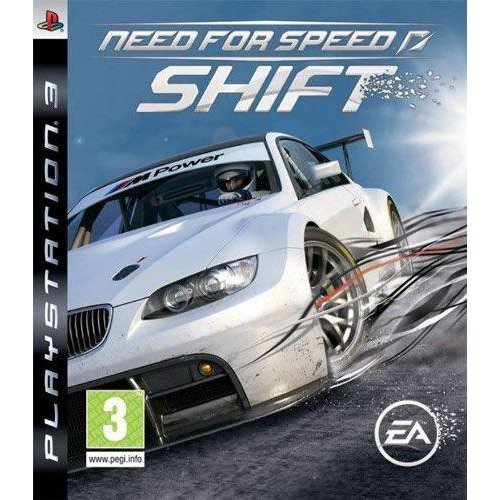 Need For Speed Shift PS3 Game