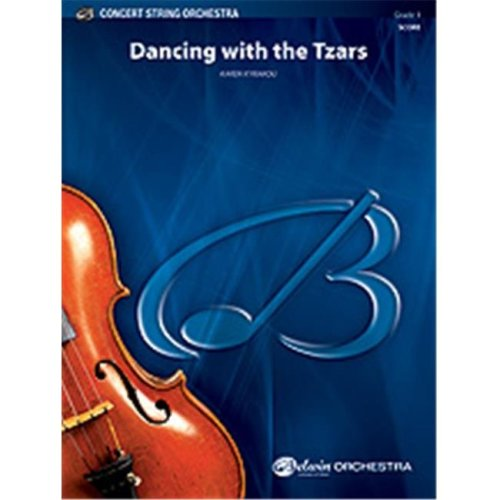 Alfred 00-33752 DANCING WITH THE TZARS-BCS SET4D